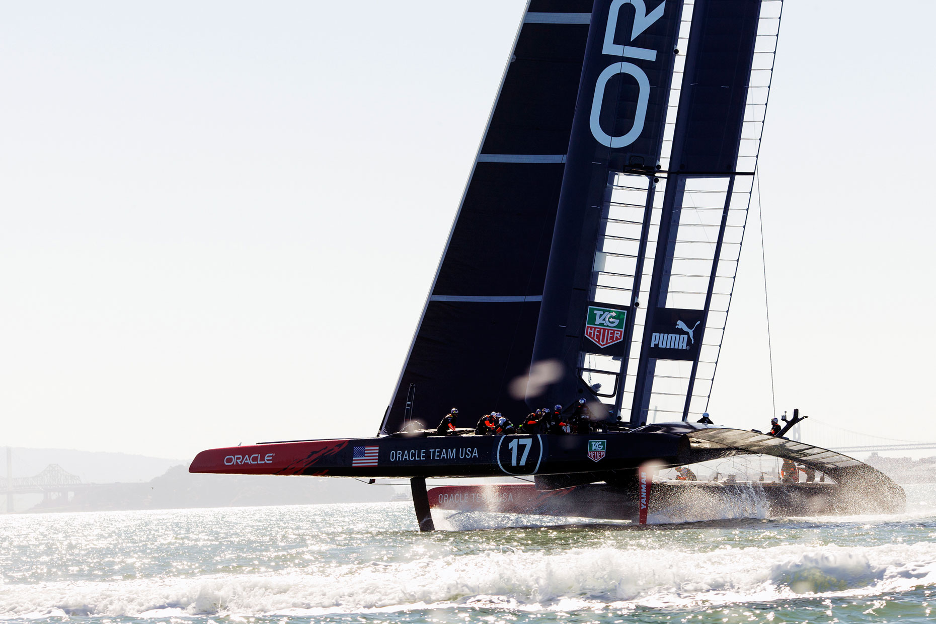ORACLE RACING